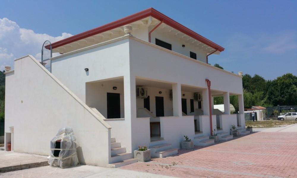 Villa dama vieste offerte last minute luglio for Appartamenti vieste